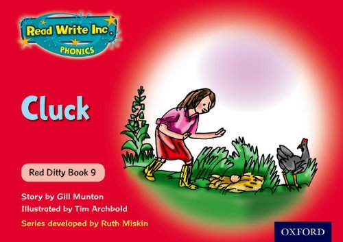 Download Read Write Inc  Phonics: Red Ditty Book 9 Cluck PDF