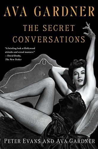 Ava Gardner: The Secret Conversations por Peter Evans