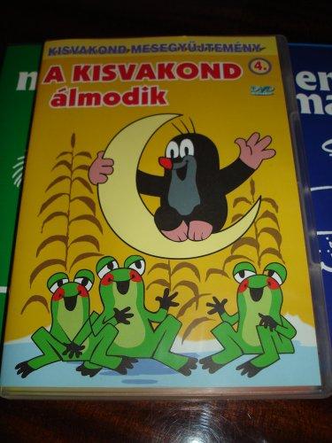 Bild von Krtek Little Mole 4 / From the Czechoslovakian Tv Series 1957-2000 This DVD Contains 5 Episodes: Krtek the Chemist, Krtek and the Buldozed, Krtek the Photographer, Krtek Dreams, Krtek and the Medicine / REGION 2 PAL DVD