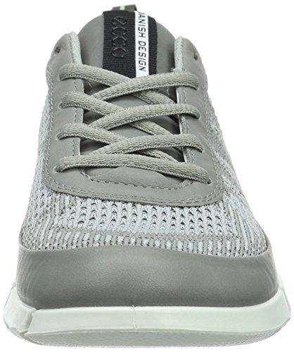 Ecco Intrinsic 1, Chaussures Multisport Outdoor Femme Gris (WILD DOVE/CONCRETE56393)