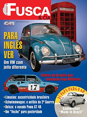 Fusca & Cia. 01 (Portuguese Edition) por On Line Editora