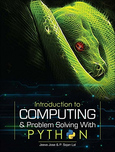 Introduction to Computating & Problem Solving with Python