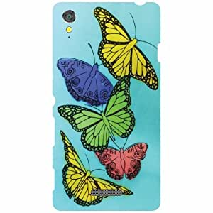 Printland Sony Xperia T3 D5102 Back Cover
