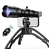 APEXEL- Kit obiettivi per fotocamera del cellulare.