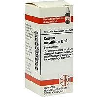 CUPRUM MET D10 10g Globuli PZN:2897715 preisvergleich bei billige-tabletten.eu