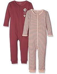 Name It, Pyjama Bébé Fille (lot de 2)