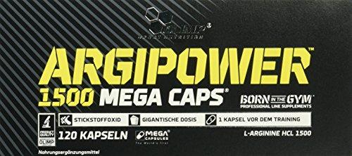 #Olimp ArgiPower 1500 Mega Caps 120 Kapseln#