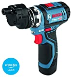 #10: Bosch GSR 12V-15 Fc Professional Cordless Drill/Driver (Blue)