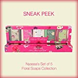 Nyassa Gift set Floral Collection (pack ...