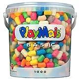 PlayMais 160031 - Basic 1000 Eimer, ca. 1000 Teile