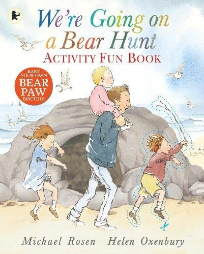 We're Going on a Bear Hunt: Activity Fun Book par Michael Rosen