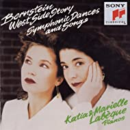 Bernstein: Symphonic Dances and Songs from West Side Story