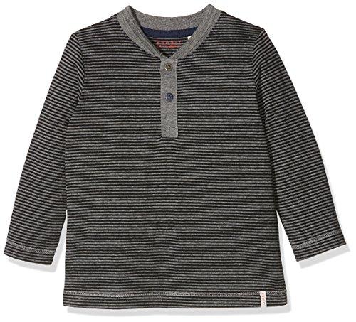 ESPRIT KIDS Baby-Jungen Langarmshirt RL1005212, Grau (Gun Metal 180), 62 Preisvergleich