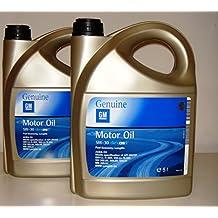 General Motor 5W30 - Aceite de motor Dexos 2, economía, larga duración - 2