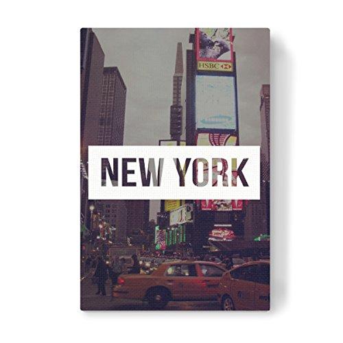 artboxONE Leinwand 150x100 cm Städte/New York Time Square von Helen Schrader