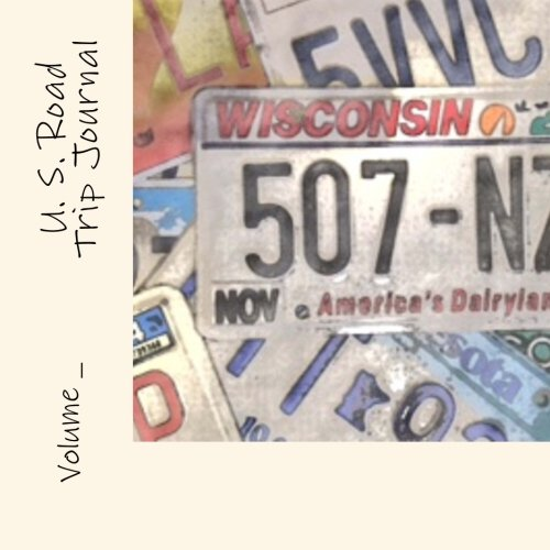 U. S. Road Trip Journal: Wisconsin Cover (S M Road Trip Journal)
