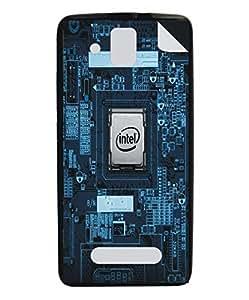 Techno Gadgets Back Cover sticker for XOLO Q2000