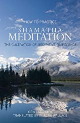 How To Practice Shamatha Meditation: The Cultivation Of Meditative Quiescence by Gen Lamrimpa (2011-10-16)