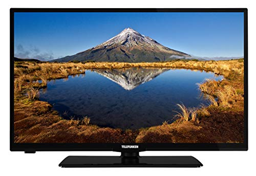 Telefunken XH28G401 71 cm (28 Zoll) Fernseher (HD ready, Triple Tuner, Smart TV)