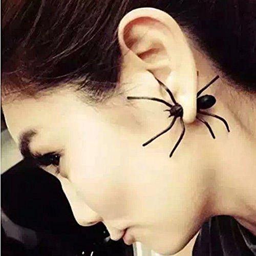 1Paar Weihnachten Halloween Festliche Unisex Ohrstecker Ohrringe (Machen Sie Ein Kostüm Für Halloween)