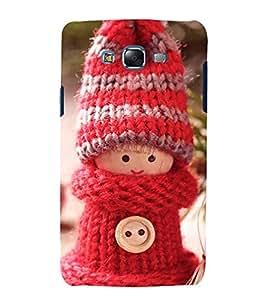 FIOBS Cute Little Doll Designer Back Case Cover for Samsung Galaxy J7 J700F (2015) :: Samsung Galaxy J7 Duos (Old Model) :: Samsung Galaxy J7 J700M J700H