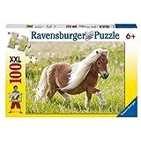 Ravensburger 10872 - Kleines Pony - 100 Teile XXL Puzzle