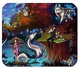 Hayao Miyazaki Spirited away Anime Mouse Pad Mouse Mat (06)