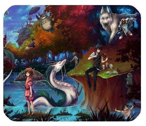 Preisvergleich Produktbild Classic TM Hayao Miyazaki Spirited Away Anime Mauspad Mauspad (03)
