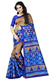 Shree Sanskruti Tassar Silk Saree With Blouse Piece (_Multi_Free Size)