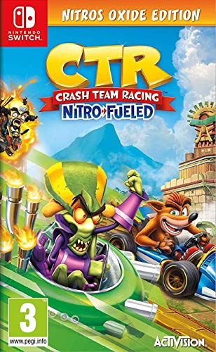 Crash Team Racing Nitro F