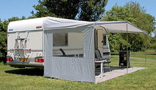 Brunner, Parete laterale con finestra per tettoia parasole combinabile da camper, Standard - Parete Laterale