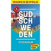 MP Südschweden, Stockholm: Reisen mit Insider-Tipps. Inklusive kostenloser Touren-App & Update-Service (MARCO POLO Reiseführer)
