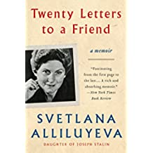 Twenty Letters to a Friend: A Memoir (English Edition)