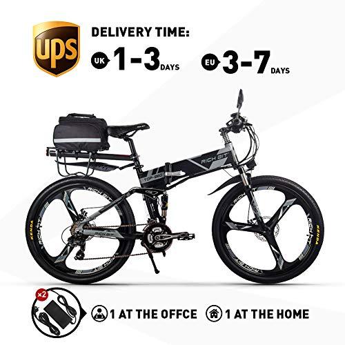 Vélo électrique VTT hybride
