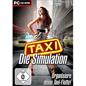 Taxi – Die Simulation – [PC]