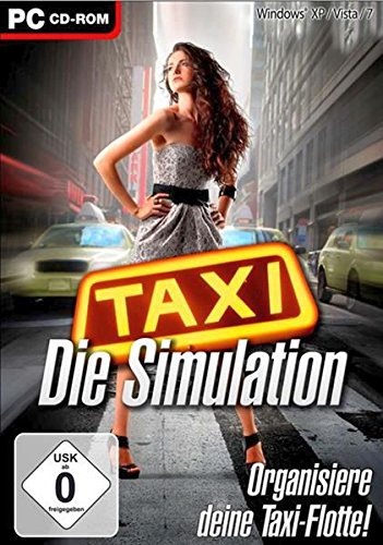Taxi - Die Simulation - [PC]