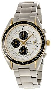 Casio Edifice Tachymeter Chronograph Multi-Color Dial Men's Watch - EF-503SG-7AVDF (ED222)