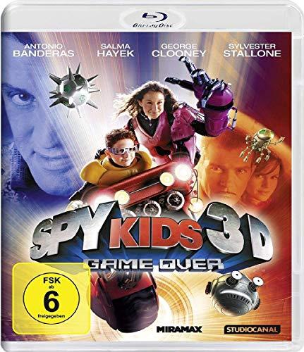 Spy Kids 3D - Game Over [3D Blu-ray] - Kids 3d Spy