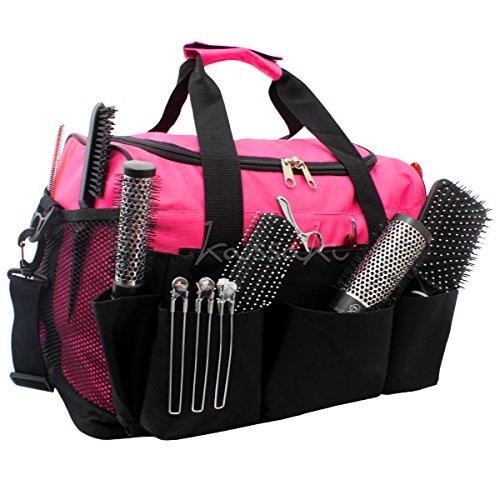 Mobiles Großes (Große Designer-Tasche für das mobile Frisieren, Frisiersalon-Kit mit Haltern von Kassaki)