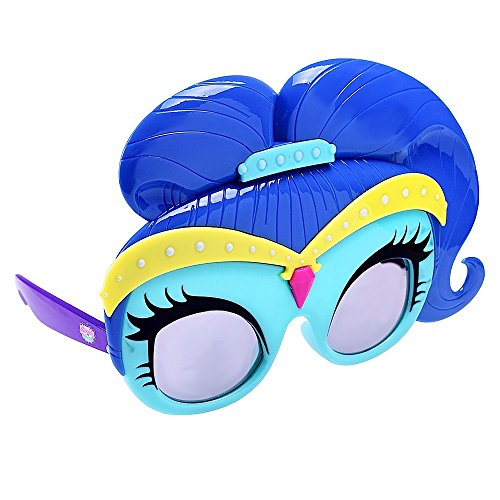 Sunstaches Shimmer and Shine Blue Hair Shine