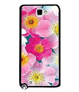 PrintVisa Designer Back Case Cover for Samsung Galaxy Note 2 :: Samsung Galaxy Note Ii N7100 (Will you marry me Love proposal Rose Designer Case Heart touching Love Cell Cover Valentine Smartphone Cover lovers day Engagement )