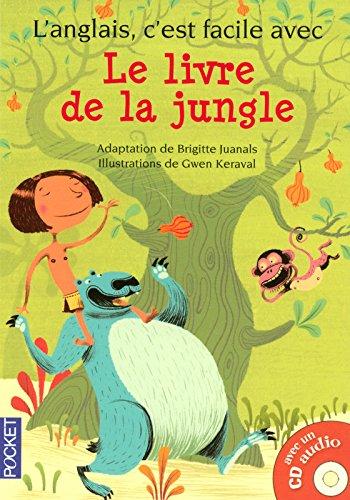 L'anglais, c'est facile avec le Livre de la Jungle (+1CD) (filmé) par Collectif