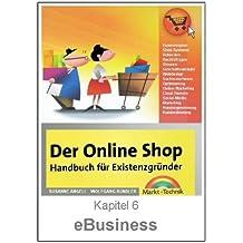 eBusiness - Zahlungssysteme, Auftragsbearbeitung und Cloud-Computing (OnlineShopBuch 6)