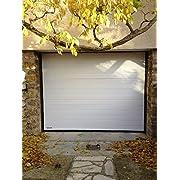 Lattrapeprix-Puerta-de-garaje-aislante-40-mm-Ton-bois-Noyer-2250-x-2400