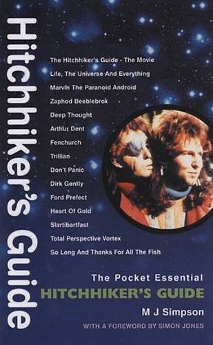 HITCH HIKER'S GUIDE (Pocket essentials: TV) by M J Simpson (2005-05-01)