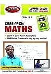 Pebbles Presents 'CBSE 9th Std Maths (Live Teaching)'.