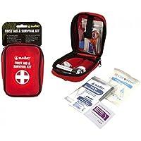 Summit Erste Hilfe Survival Kit Mini Medizinischer Notfall-Pack preisvergleich bei billige-tabletten.eu