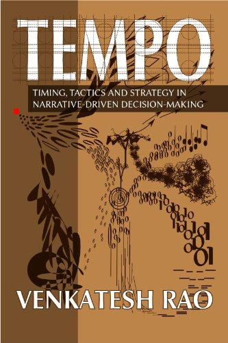 Tempo: timing, tactics and strategy in narrative-driven decision-making Epub Descargar