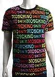 Moschino T-Shirt uomo Mod.3 A1911 2322 Nero - M - Moschino - amazon.it