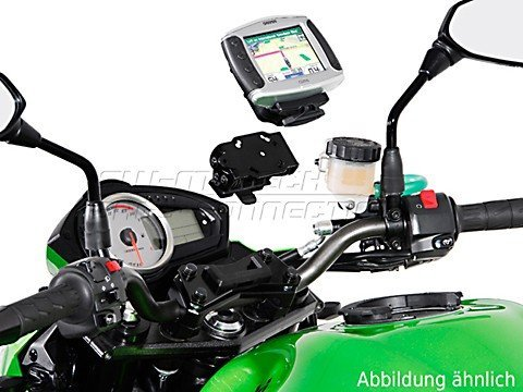 Instruments-de-Quick-Lock-Support-GPS-Kawasaki-Z-1000-0709